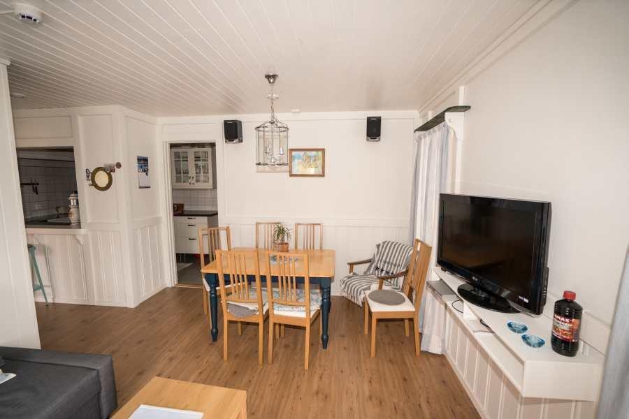 Wohnbeispiel: Essecke Apartment