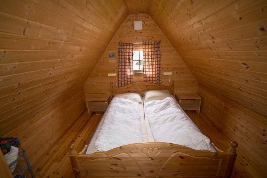 Schlafzimmer Nr. 2 im Hexenhaus