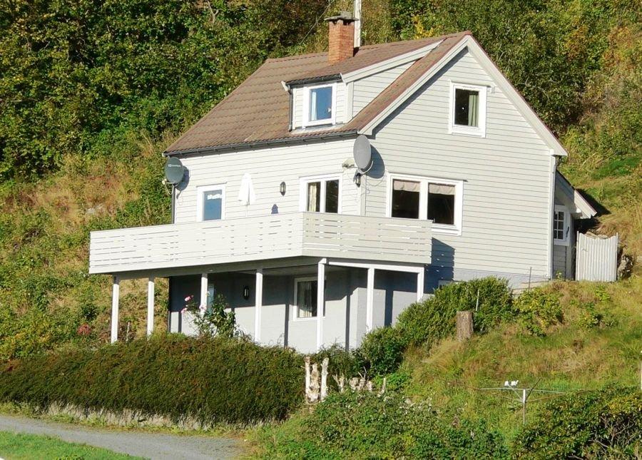 Traumhaft: das Ferienhaus Kveita!