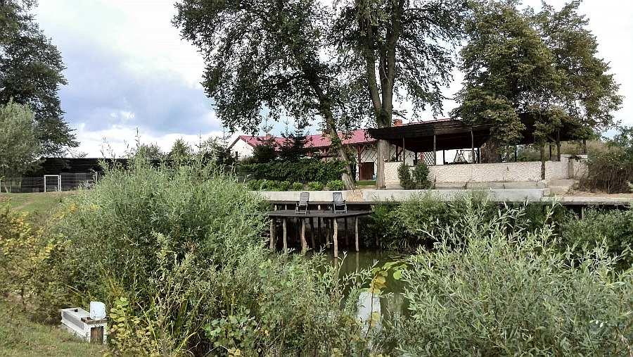 Ranch Wels liegt auf einen großen eigenen Grundstück