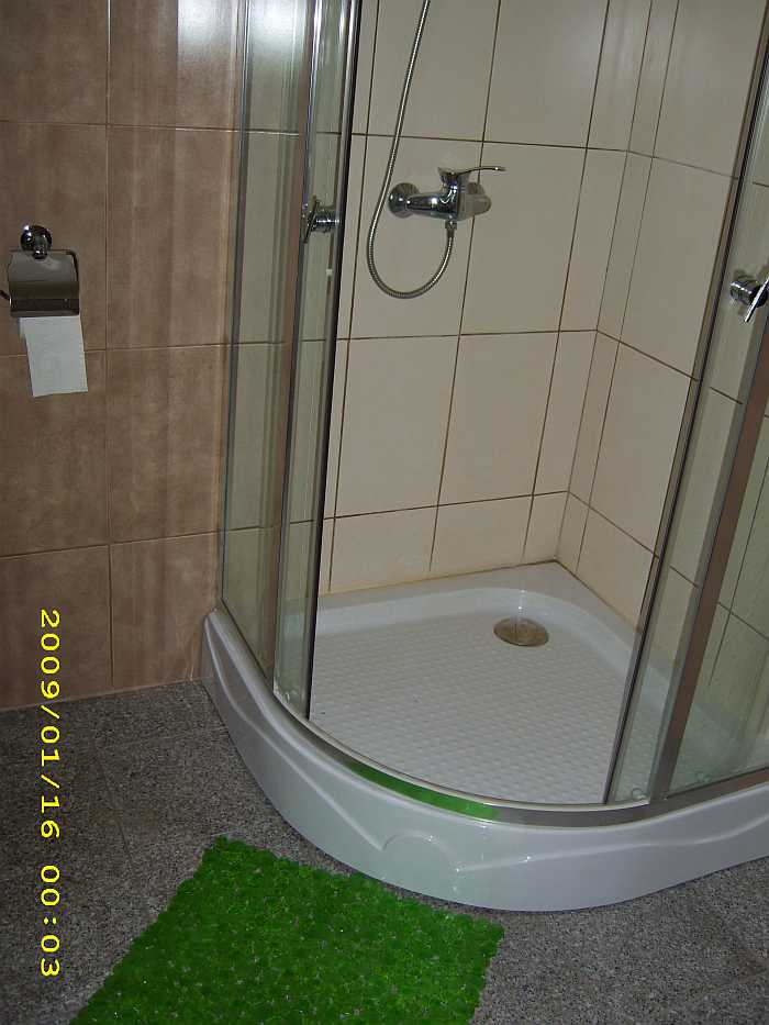 Dusche Apartment Wels