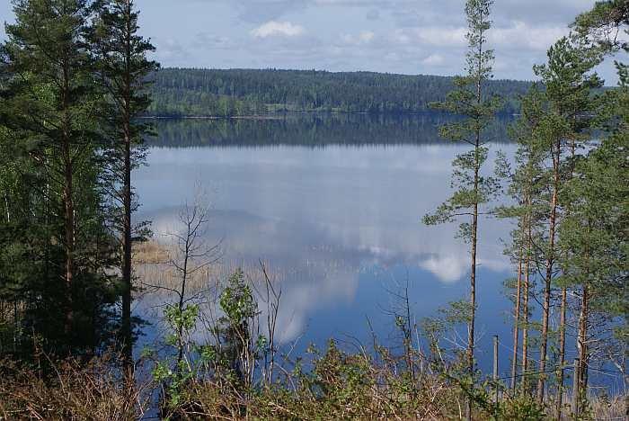 Traumhafter Panoramablick auf Ihren See!