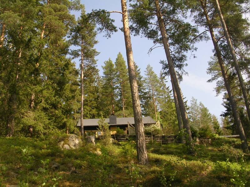 Umgebung vom Ferienhaus Högas