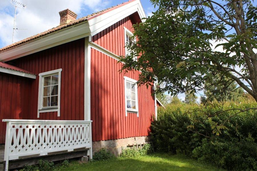 Haus Rörviken typisch schwedisch!