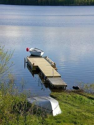 Hier liegt ihr Boot.