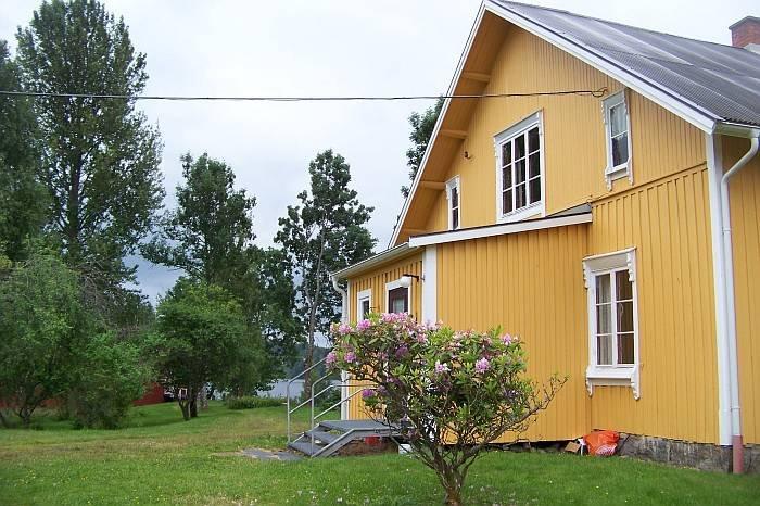 Das Ferienhaus auf eigenem Naturgrundstück