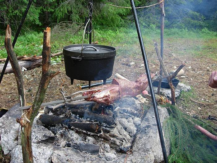 Outdoorcooking.