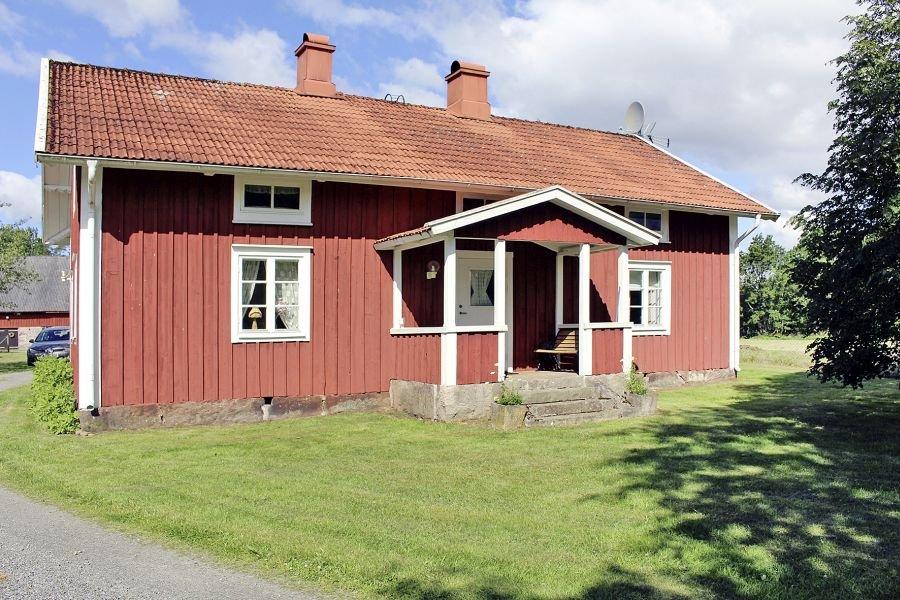 ruhige lage ferienhaus schweden see