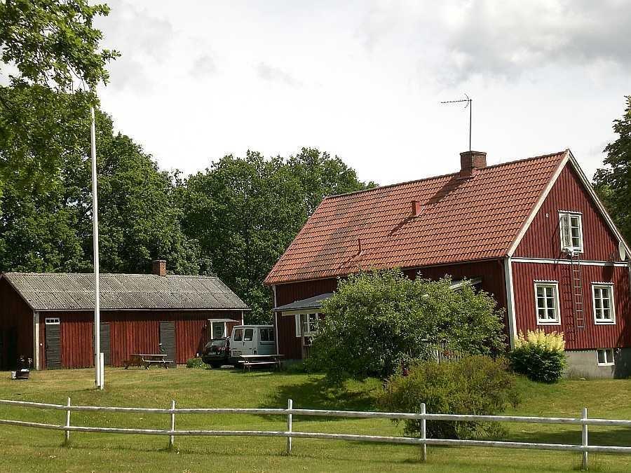 Ferienhaus Rättarebostaden.