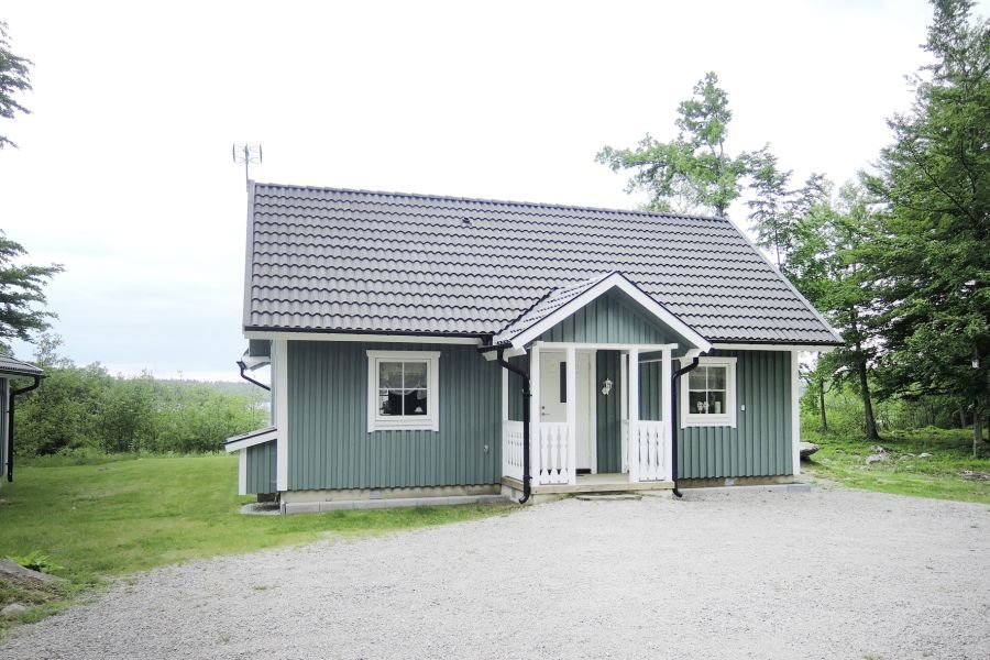 Ferienhaus Skei