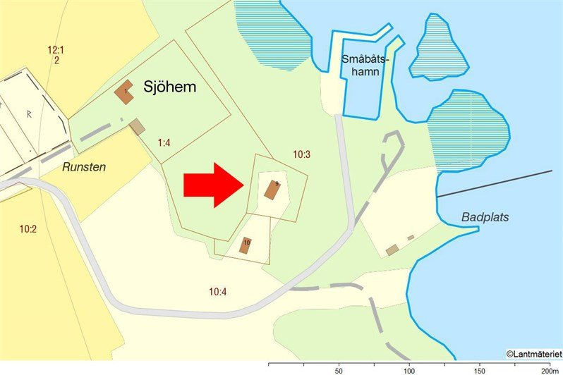 Ferienhaus Solgen