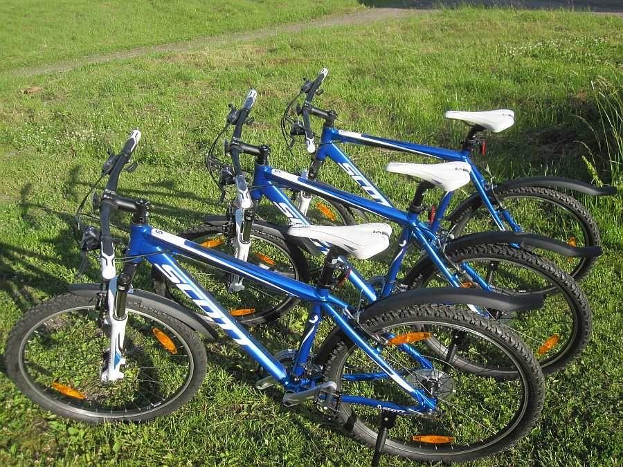 Neue Mountainbikes...