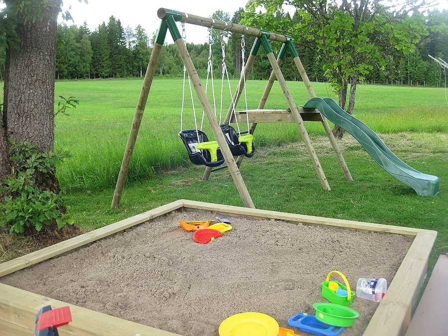 Platz für die Kinder