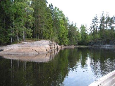 Der Foxen ist ein Teil des berühmten Raubfischgewässer Sotra Le.