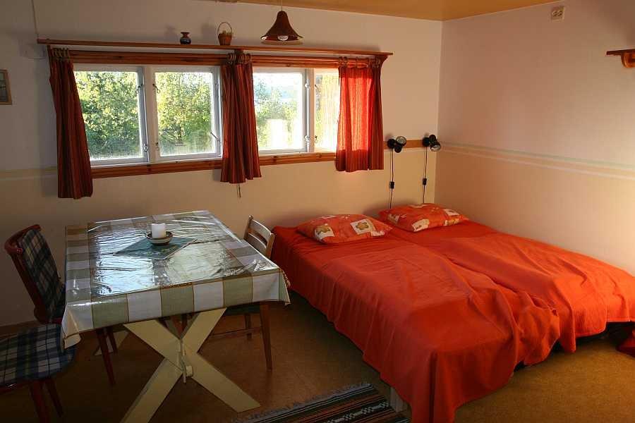 Gästehaus mit zwei Betten