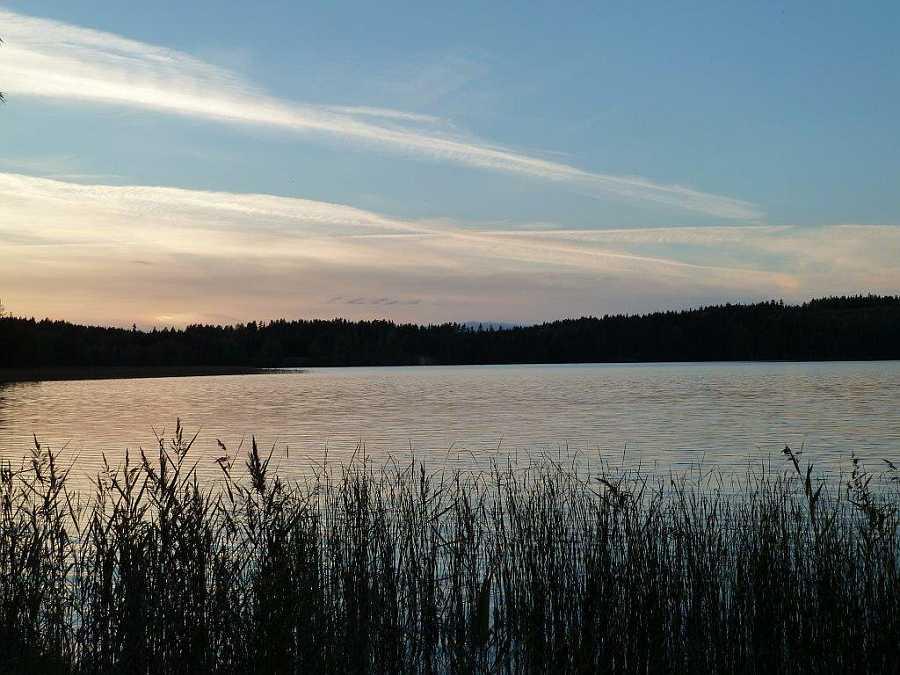 Der See Svensbynsjön