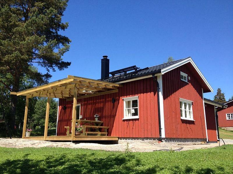 Ferienhaus Henrik in traumhafter Lage und 2015 neu gebaut!