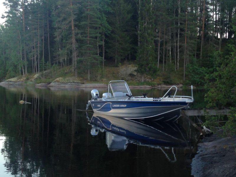 Aluminium Boot mit erstklassiger Ausstattung!