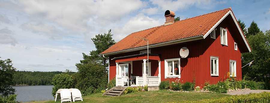 Ferienhaus Inga Lill bietet Platz für bis zu 6 Personen