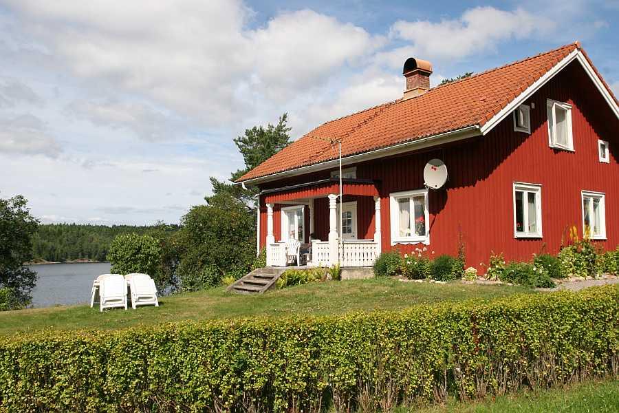 Ferienhaus Inga Lill  am Östra Silen in Värmland