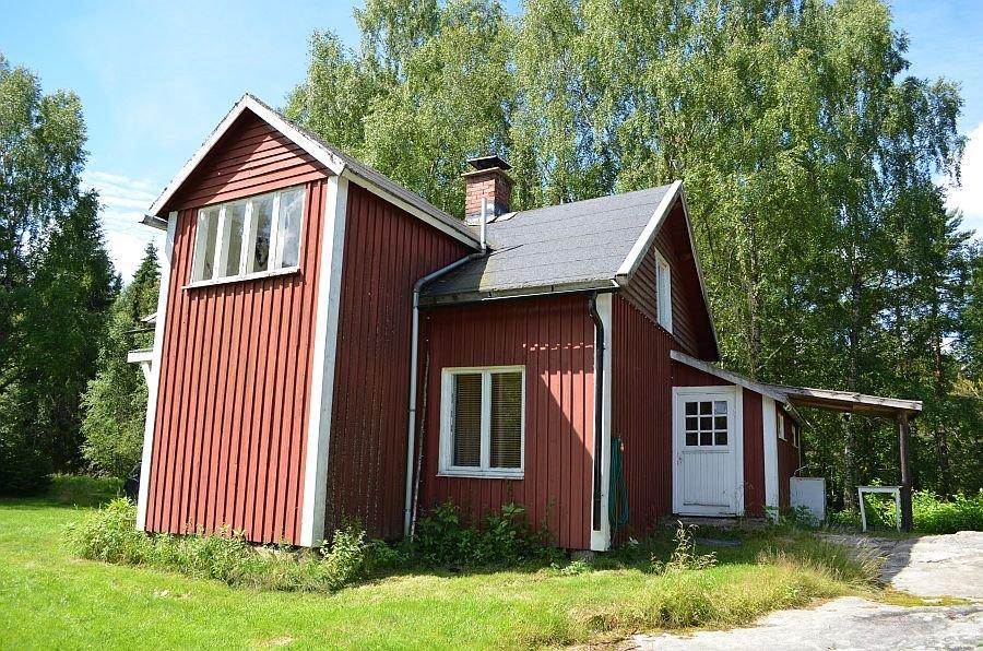 Ferienhaus Nolnäset