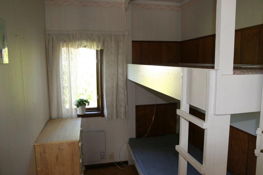 Ein weiteres Schlafzimmer mit Doppelstockbetten.