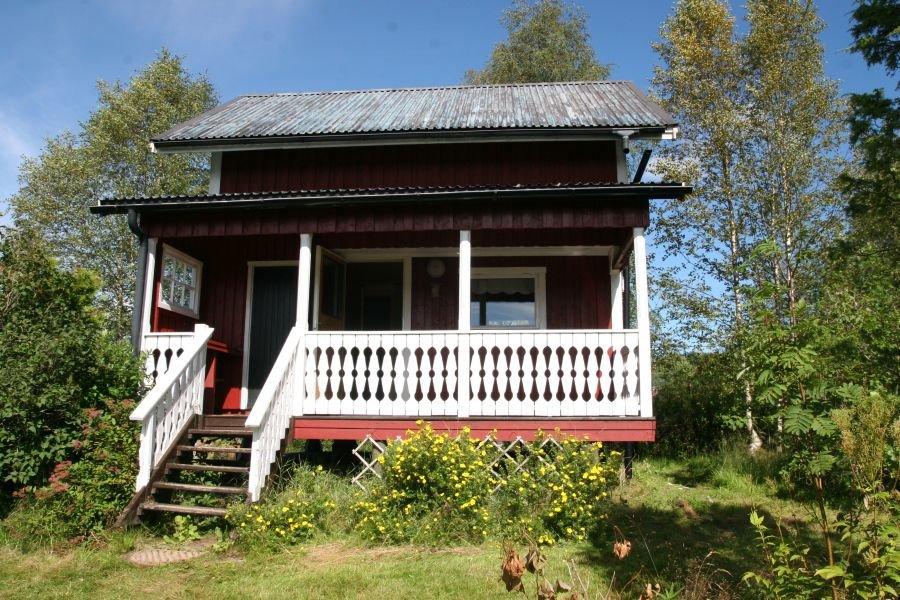 Das Nebenhaus von Norra Fors.