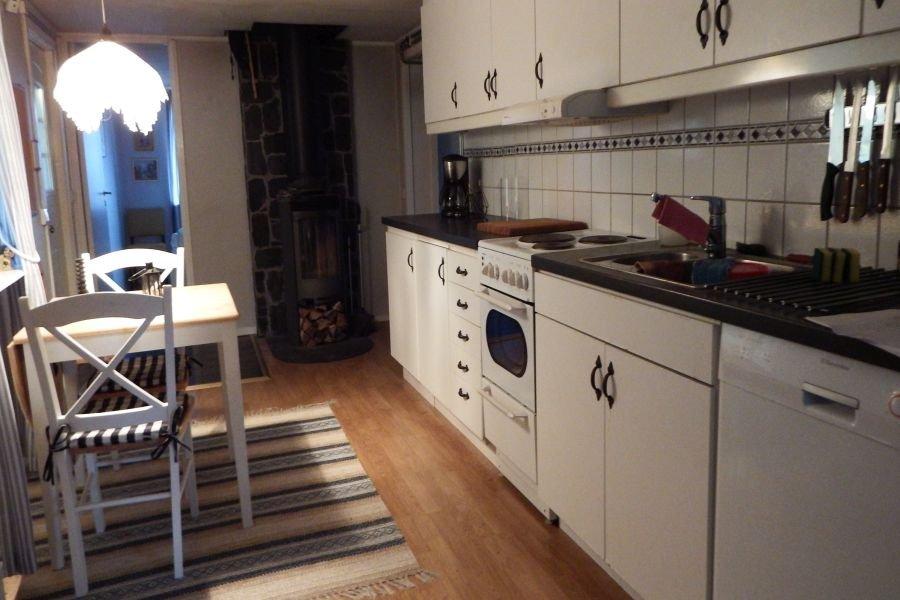 Tolle voll ausgestattete Küche!