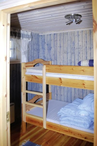 Schlafzimmer im Nebengebäude.