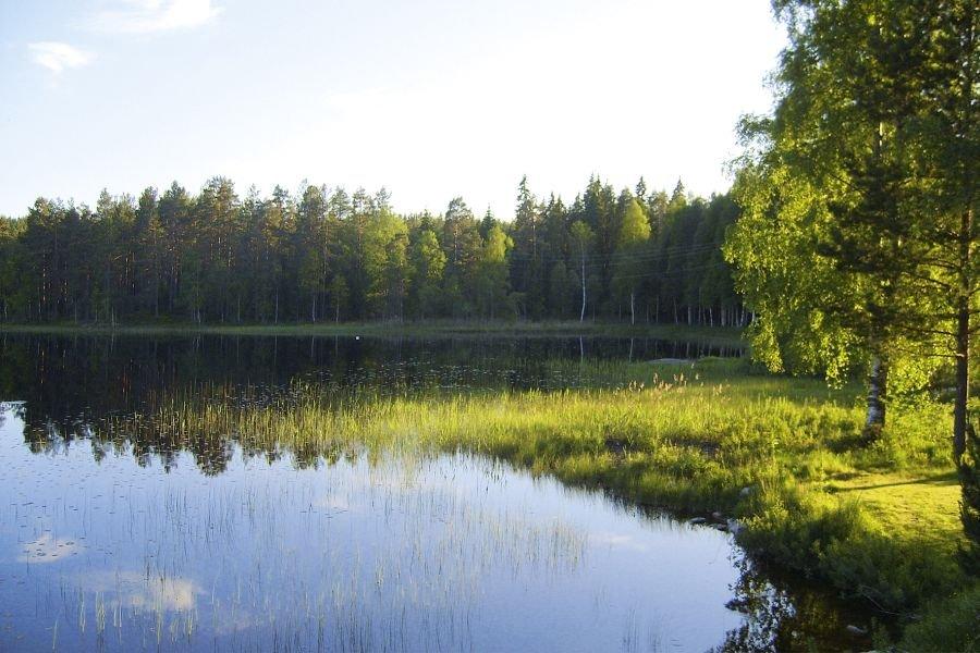 Schweden in voller Pracht,