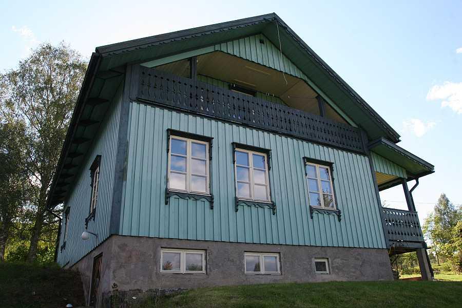 Das Ferienhaus bietet Platz für maximal 6 Personen