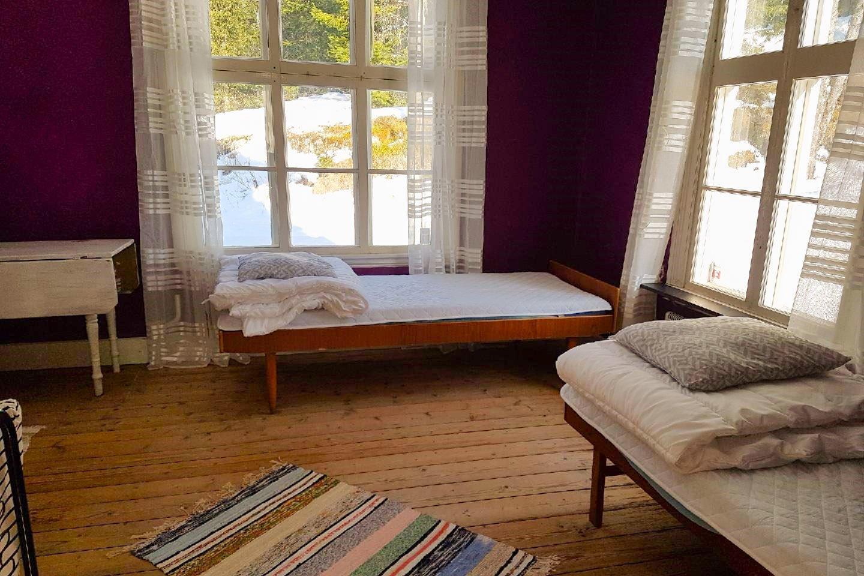 Ein weiteres Schlafzimmer,