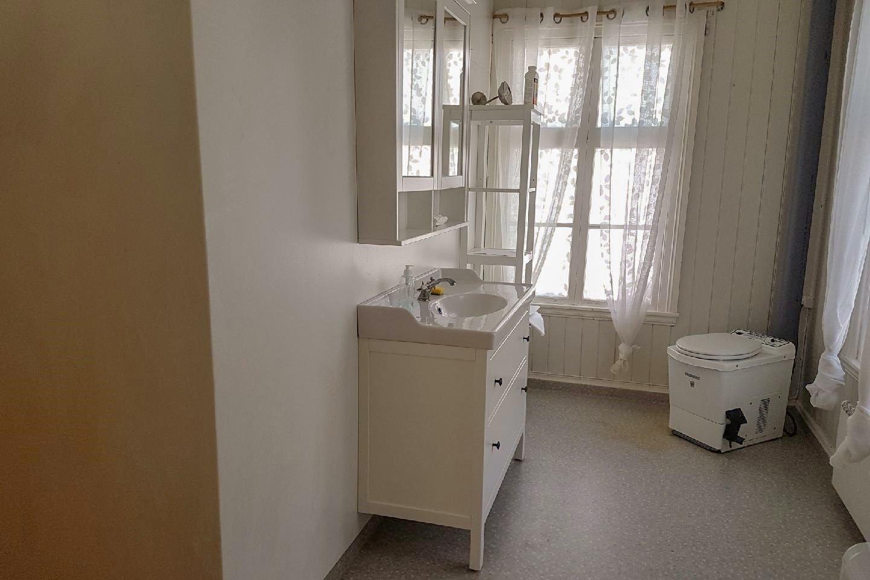 Das Badezimmer,